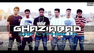 Ghaziabad Rap Cypher - Prod. by Urban Blue (Official Video) Desi Hip Hop Inc