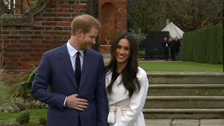 Prince Harry and Meghan Markle send out wedding invitations