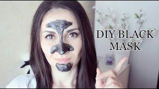 Siyah Nokta Temizleme Maskesi   DIY BLACK MASK