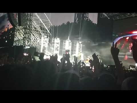 20180730 Kendrick Lamar 켄드릭 라마 D N A Dna Live In Seoul Korea