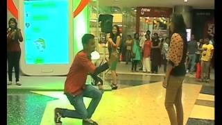 Aww moment! Boy proposes Girl on Valentine