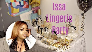 Issa Lingerie Party ;)   Being MoChunks Season 1, Episode 9