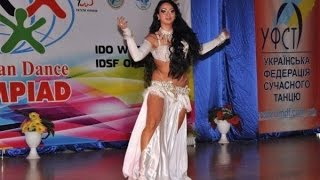 Nino Muchaidze Superb Belly Dance