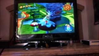 Super Mario Sunshine 120 Shine Run Pianta Village Chain Chomplets Unchained 2