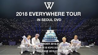 WINNER - 2018 EVERYWHERE TOUR IN SEOUL DVD SPOT