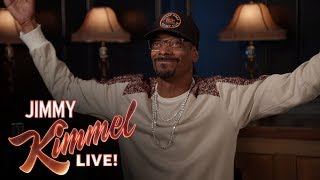 3 Ridiculous Questions with Snoop Dogg