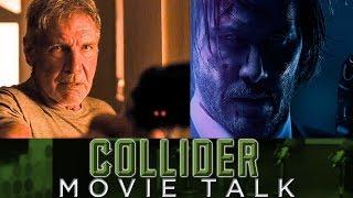 Blade Runner 2049 Teaser, John Wick 2 Trailer - Collider Movie Talk