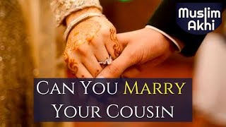 Are We Allowed To Force Our Children To Marry Their Cousins?   Ask Mufti Menk