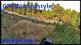 OP4@Luana Style Airsoft Field 11/24/13: Lucky Cam 1 RAW