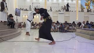 اقوى واروع رقص شعبي للمبدع ملاطف حميد{عبدالقادر محرم} في افراح ال الشور2019