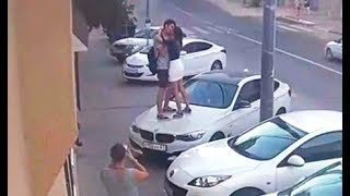 WTF Moments Caught On Dashcam Compilation Part 11
