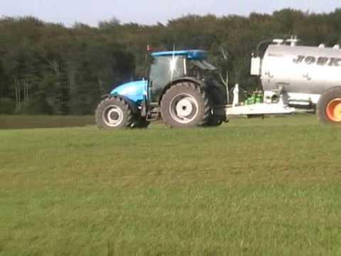 Landini & Joskin Wywóz gnojowicy