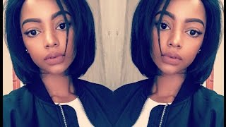 Simple Everyday Makeup Tutorial | Mihlali N