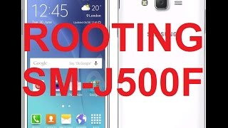 How to Root Samsung J5 Root SM-J500F SM-J500H SM-J500 Rooting