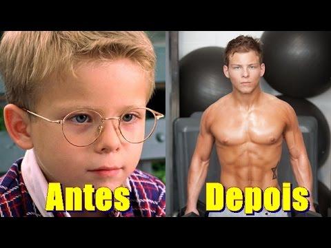 Antes e Depois de O Pequeno Stuart Little