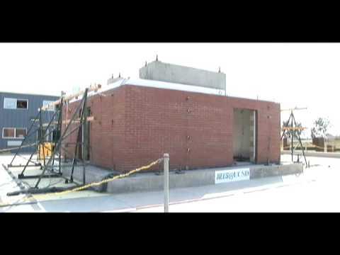 Brick Seismic Testing