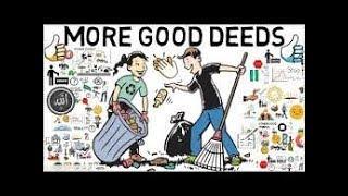 INCREASING YOUR GOOD DEEDS   Nouman Ali Khan Animated