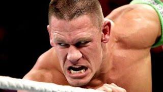 جون سينا يقضي على بيج شو وإيدج | John Cena vs Big Show vs Edge