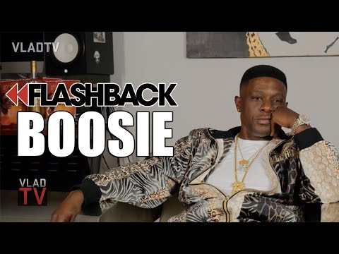 Boosie My Girl Snitched on Me Women are Weak in the Streets Flashback