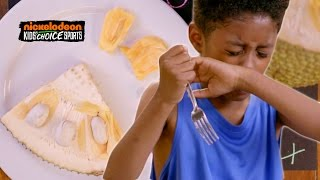 Kids Try Pro Athlete Meals For The First Time // Presented by BuzzFeed & Nickelodeon