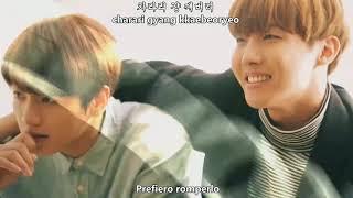 BTS - Go (Go Go) (Sub español - Hangul - Roma)