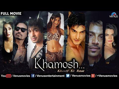 Khamoshh...Khauff Ki Raat   Bollywood Thriller Movies   Shilpa Shetty Movies   Bollywood Full Movies