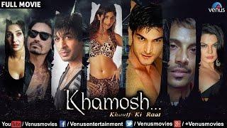 Khamoshh...Khauff Ki Raat | Bollywood Thriller Movies | Shilpa Shetty Movies | Bollywood Full Movies