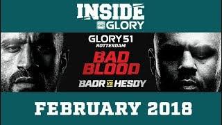 Inside GLORY - February 2018