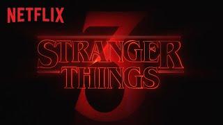 Stranger Things | جزء 3 - عنوان تشويقيّ | Netflix