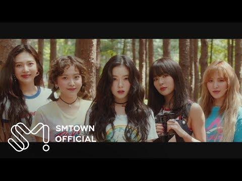 Red Velvet '#Cookie Jar' MV