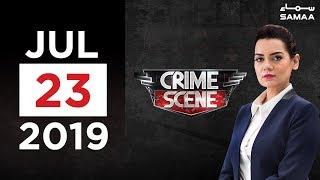 Crime Scene | SAMAA TV | 22 July 2019