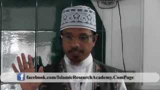 Khutba by Mufti Kazi Ibrahim on Tawheed Akheerah Resalaah www.IslamicResearchAcademy.Com