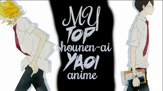 My Top 10 Shounen Ai/Yaoi Anime