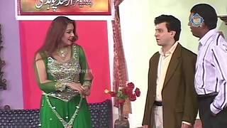Amanat Chan and Tariq Teddy New Pakistani Full Comedy Clip