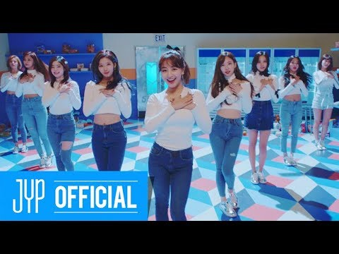 "TWICE ""Heart Shaker"" MV"