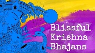 Soul Touching Art of Living Bhajan Songs of Lord Shri Krishna by Vikram Hazra with Lyrics