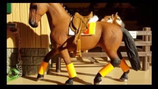 [SCHLEICH]Futter zubereiten+reiten auf meinem eigenen Pferd#12