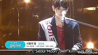 golden voice exo in JYP party people