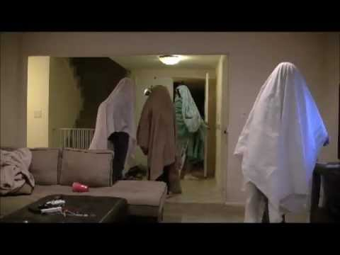 Paranormal Activity spoof