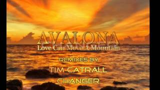 AVALONA - Love Can Move A Mountain (Eyereflex Records)