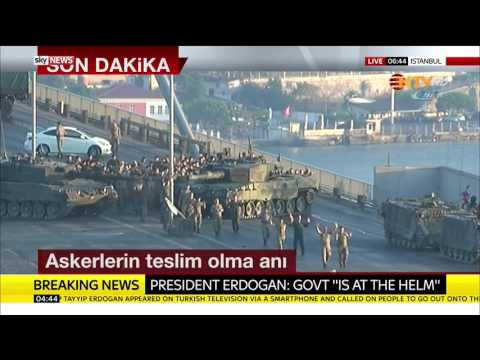 Xxx Mp4 Soldiers Involved In Turkey Coup Surrender In Istanbul 3gp Sex