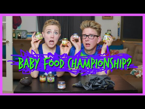Xxx Mp4 BABY FOOD CHAMPIONSHIP Ft Tyler Oakley 3gp Sex