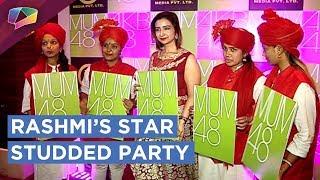 Rashmi Sharma Announces MUM 48 | Tejaswi, Mohit, Helly, Kamya & More Give Good Wishes