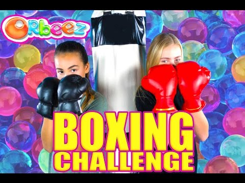Xxx Mp4 Orbeez Boxing Challenge With The Orbeez Girls Official Orbeez 3gp Sex