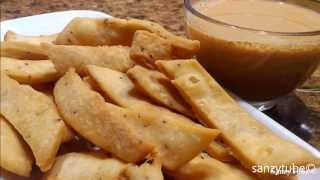 Matri snack recipe - Quick