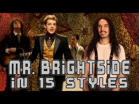 The Killers - Mr. Brightside in 15 Styles