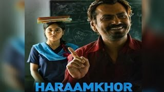 HaramKhor | First Look Poster of Nawazuddin Siddiqui's Movie Out !