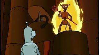 Futurama - The Robot Hell Song