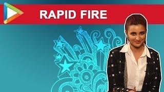 Ranveer Ya Salman, Who looks best SHIRTLESS ? Parineeti Chopra's EPIC Answer | Namastey England