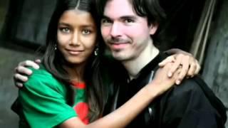 Green Eyes Girl In Bangladesh